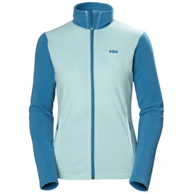 Helly Hansen Daybreaker Fleece Jas Dames, blue tint